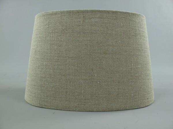 Stoffschirm oval D.25cm