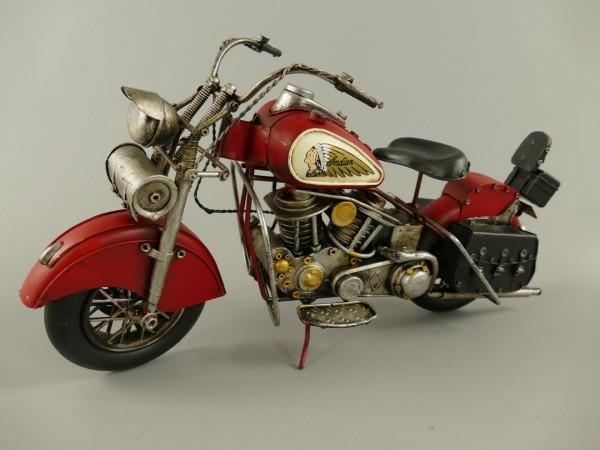 Motor Antik Eisen L.42x21cm