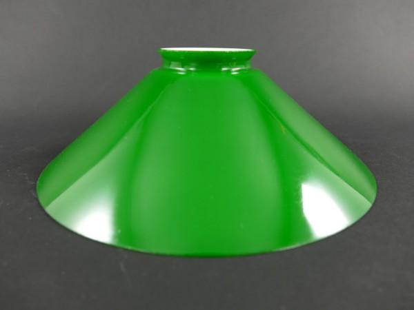 Lampenschirm GRÜN!! D.20-Gh.6cm(CH)