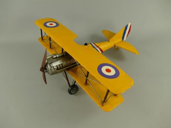 Flugzeug Antik Eisen L.56x60cm