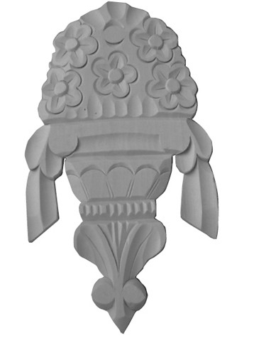 Ornament Linde 110x195mm
