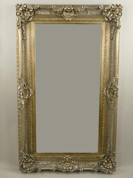 (*)*NT Spiegel(SILBER) geschliffen H.151x92cm