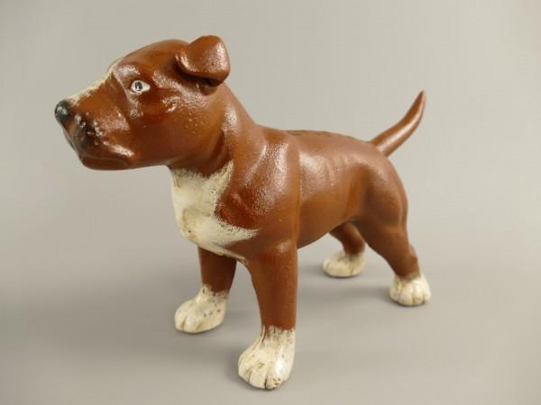 Hund rustikal Eisen L.26x18cm