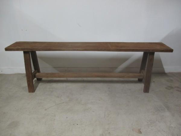 *NT Holzbank TEAK L.150x25cm