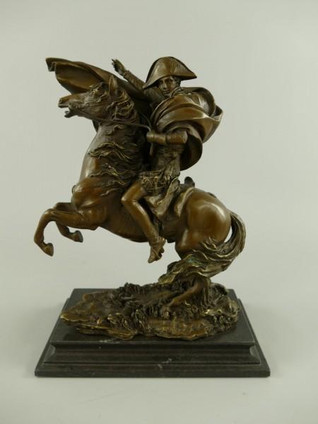 Bronze Figur Napoleon H.30x23cm