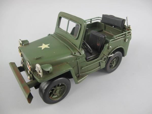 Auto JEEP Antik Eisen L.17x9cm