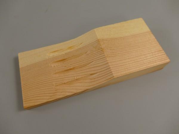 Möbelschnecke Tanne 75x175mm