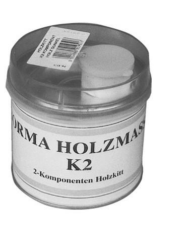 *NT Borma Holzmasse K2-750ml. dunkeles Holz