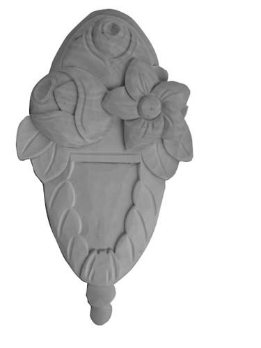 Ornament Linde 120x215mm