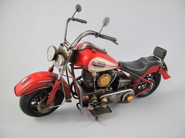 Motor Antik Eisen L.36x23x12cm