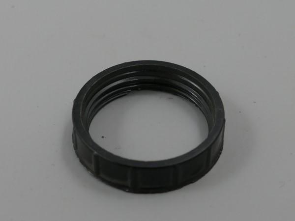 Ring SMALL!!! los!! zwart E14 D.42mm SCHWARZ!!