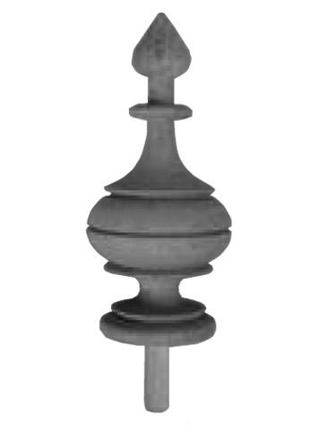 Türmchen Buche D.45-L.110mm
