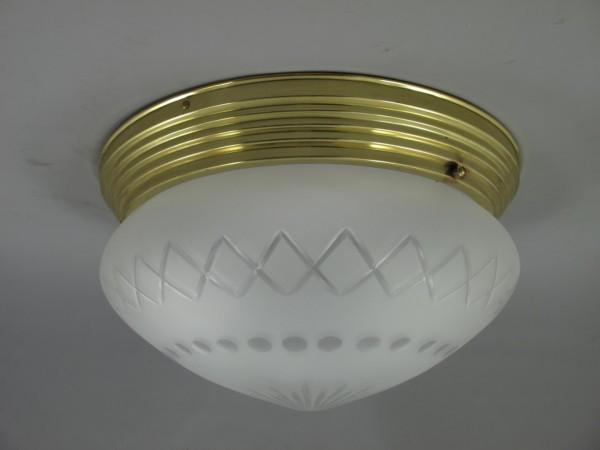 Lampe Messing Schirm(215.030-4) H.20cm