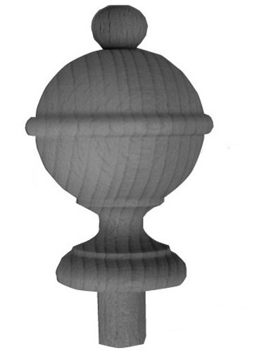 Holzknopf(Stuhl) Buche D.40-H.60mm