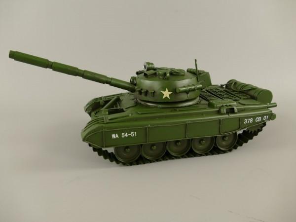 Tank Antik Eisen L.33x14x15cm