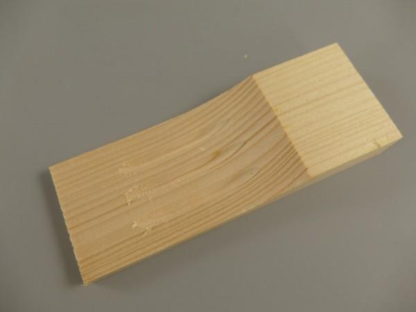 Möbelschnecke Tanne 50x135mm