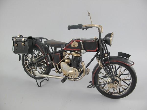 Motor Antik Eisen L.28x15x11cm