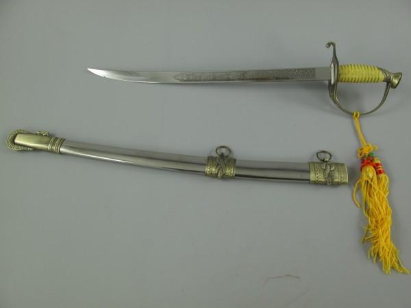 Säbel Eisen L.59x11cm