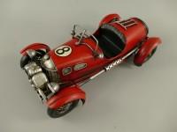 *ANG./JULI Race Auto Antik Eisen L.32x12x16cm