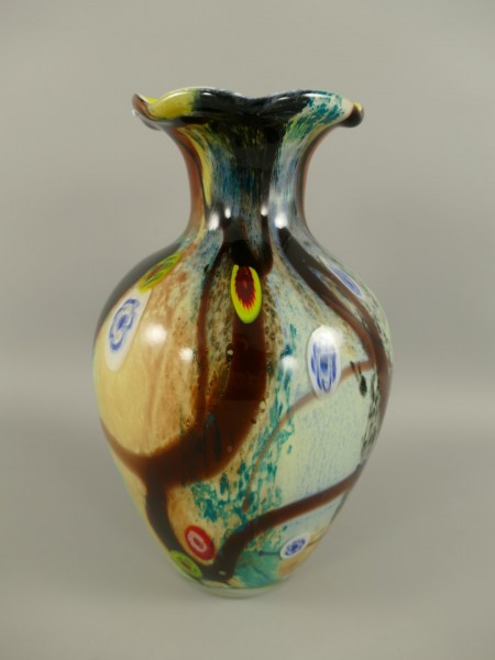 Vase Murano styl H.33x20cm