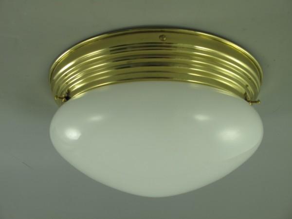 Lampe Messing Schirm(215.050-25) H.20cm