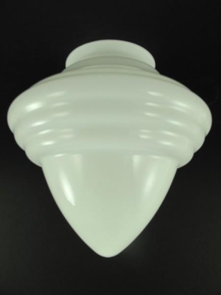 Lampenschirm weiß Gh.10cm H.30cm
