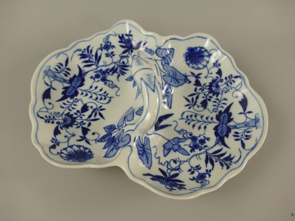 Schale Keramik blau D.27cm