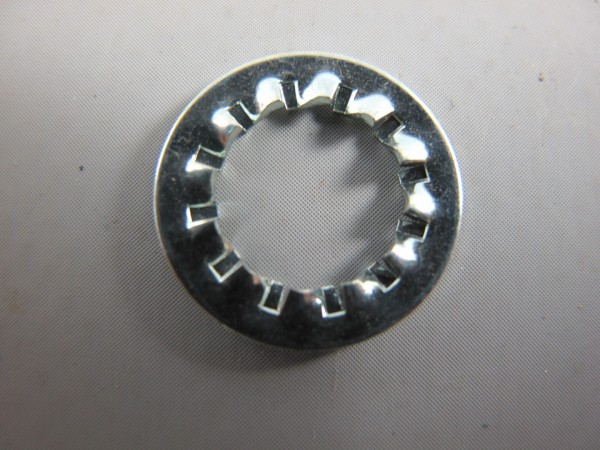 Borgring Eisen tandveerring(Kartelring)