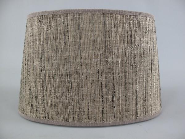 Stoffschirm oval L.25cm