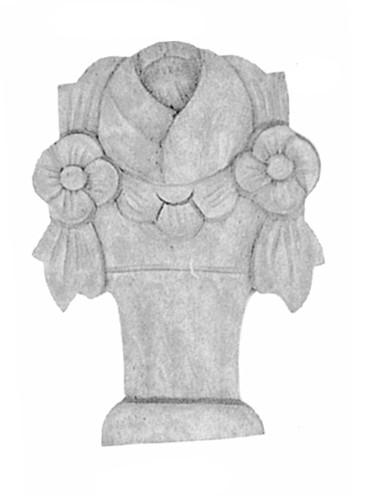 Ornament Linde 110x140mm