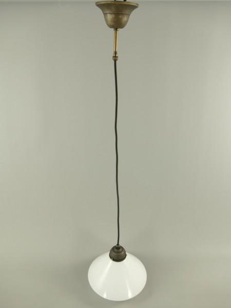 GH(Stofk.)Mes. brüin Schirm(151.100W25) E27-H.98cm