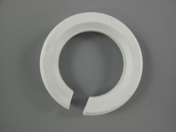 Ring E27=E14 weiss Für Stoffschirme