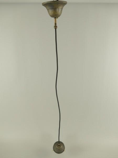 Gehänge(Stofkabel) Mes. brün. o.Schirm Gh.8-H.98cm