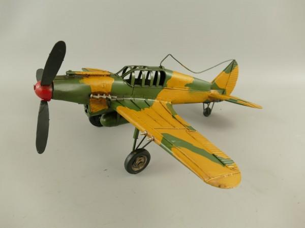 Flugzeug Antik Eisen L.40x45cm